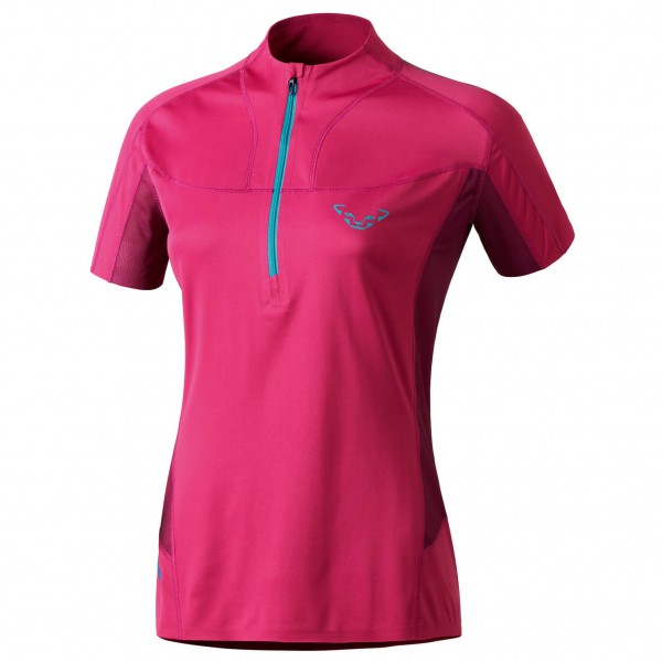 Dynafit - Women's React Dry SS Tee - Laufshirt