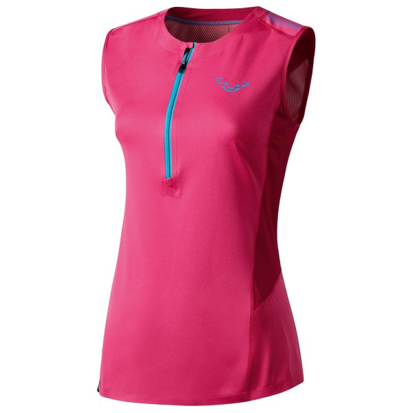 Dynafit - Women's React Dry Tank - Running shirt