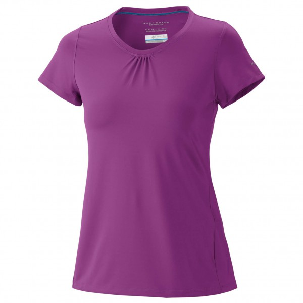 Columbia - Women's Trail Crush Short Sleeve Top - T-shirt