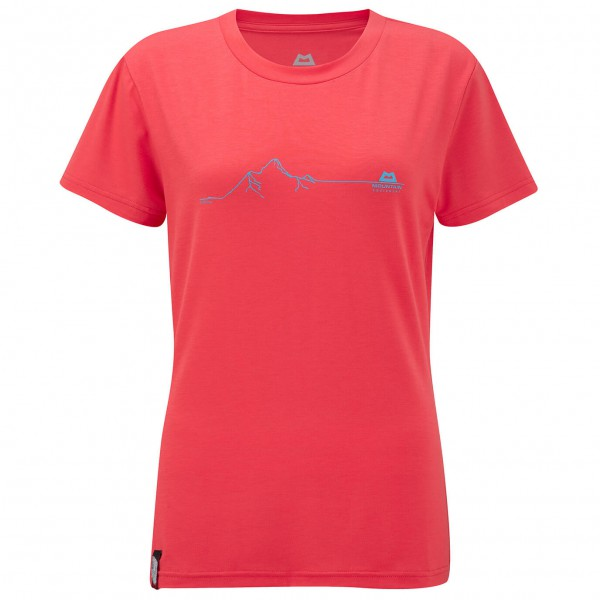 Mountain Equipment - Women's Groundup Tee - T-paidat
