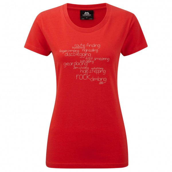 Mountain Equipment - Women's Emotion Tee - T-paidat