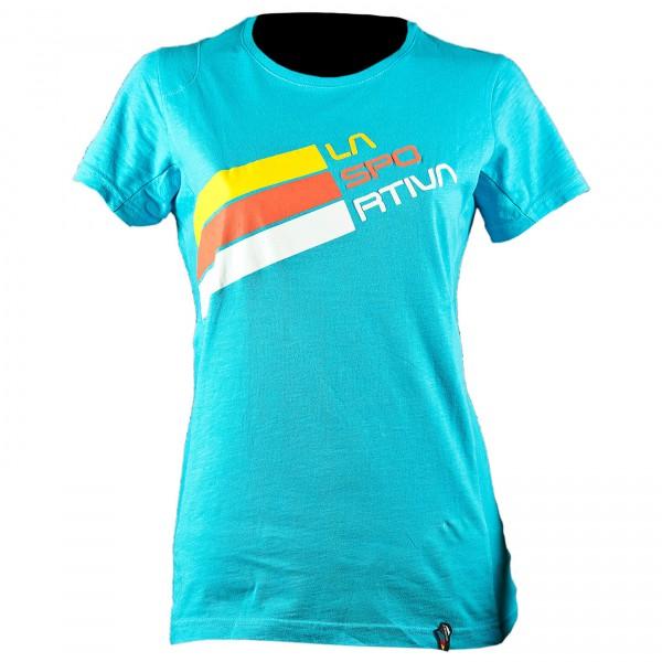 La Sportiva - Women's Stripe Logo T-Shirt