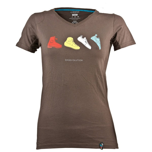 La Sportiva - Women's Shoevolution T-Shirt