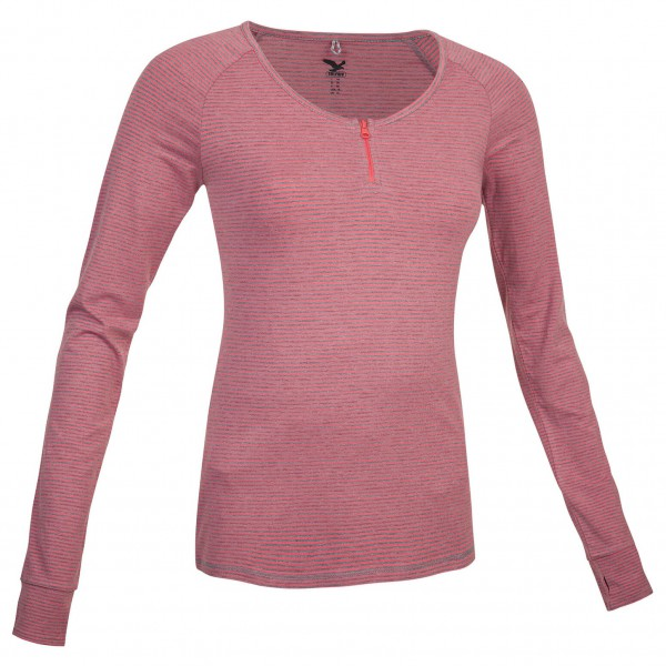 Salewa - Women's Port Hills LS Tee - Long-sleeve