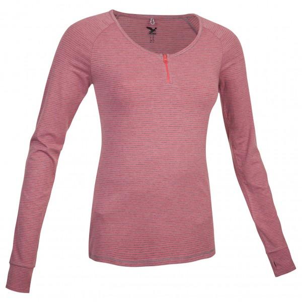 Salewa - Women's Port Hills LS Tee - Long-sleeve
