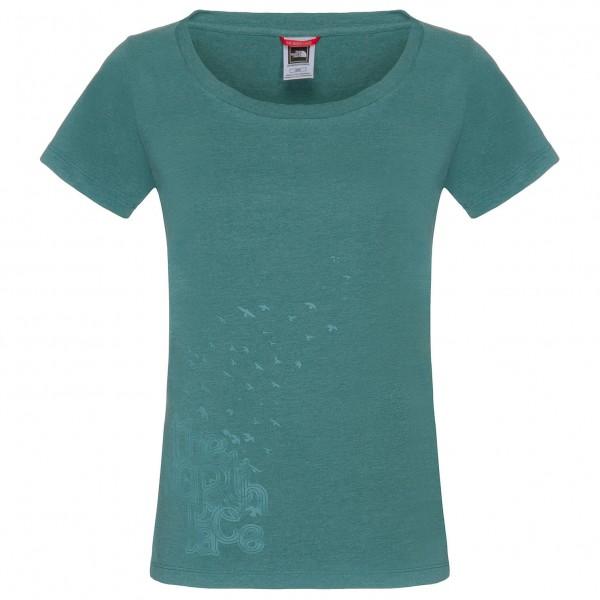 The North Face - Women's SS Birds & Clouds Tee - T-shirt