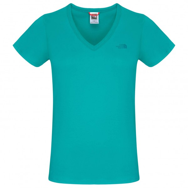 The North Face - Women's SS Simple Dome Tee - T-paidat