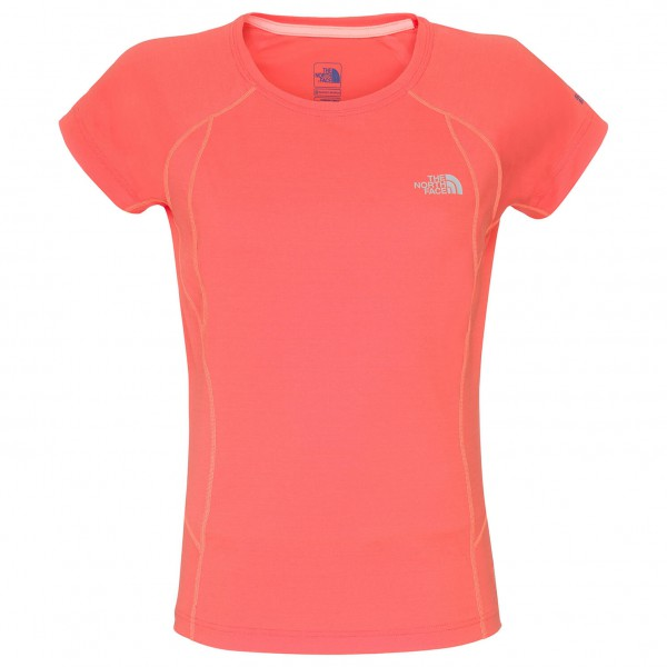 The North Face - Women's T3D SS Synthetic Tee - T-paidat