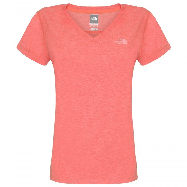 The North Face - Women's SS RDT V-Neck - T-Shirt