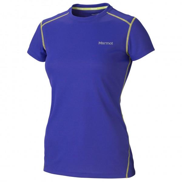 Marmot - Women's Thermalclime Sport SS Crew - Running shirt