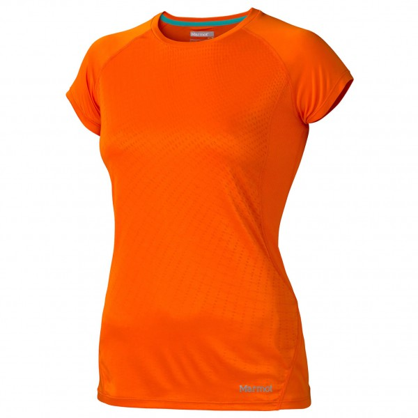 Marmot - Women's Crystal SS - Running shirt