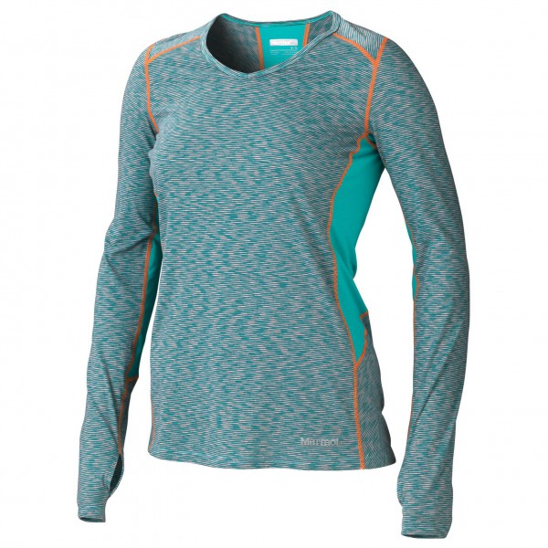 Marmot - Women's Lateral LS - T-shirt de running