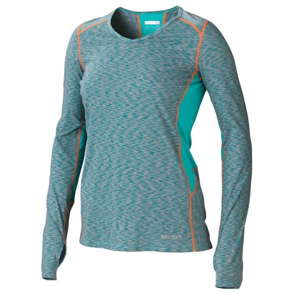 Marmot - Women's Lateral LS - T-shirt de running