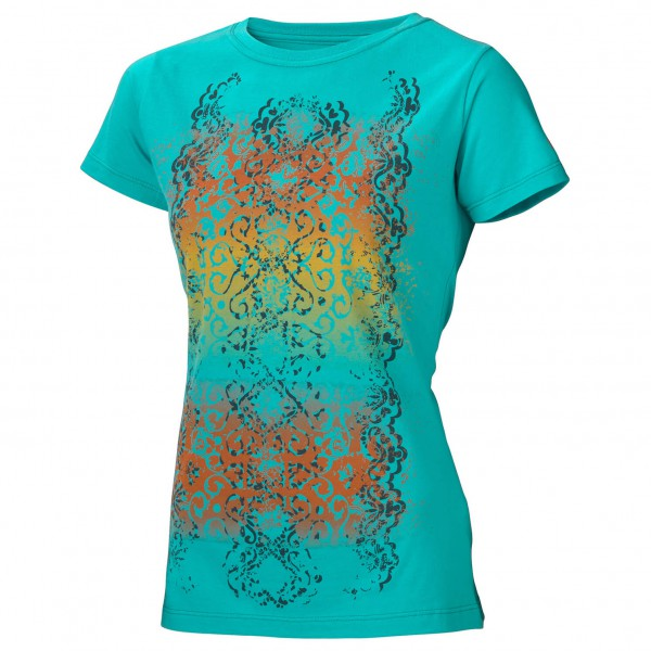 Marmot - Women's Mist Morning Tee SS - T-paidat