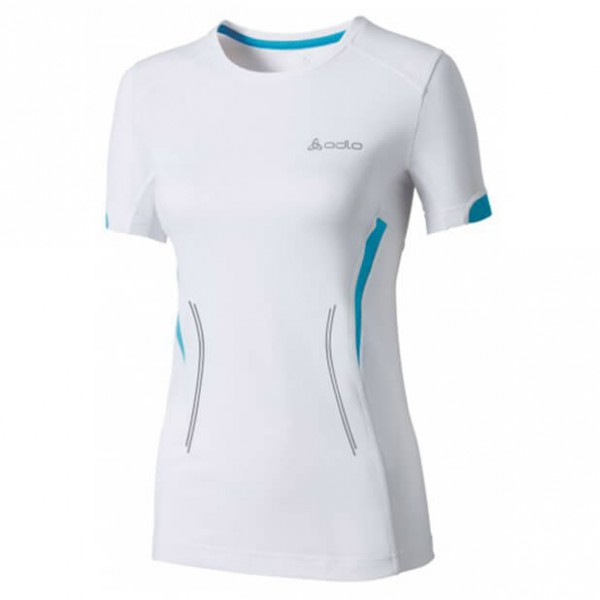 Odlo - Women's T-Shirt SS Crew Neck Poise