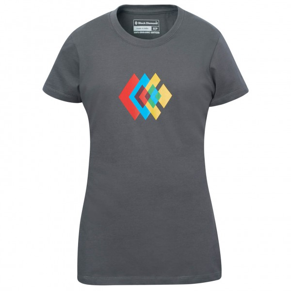 Black Diamond - Women's SS Registration Tee - T-paidat