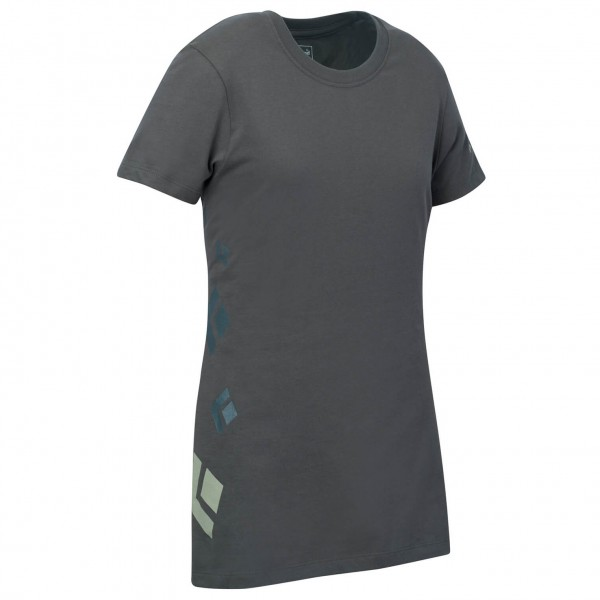 Black Diamond - Women's SS Diamondfall Tee - T-paidat