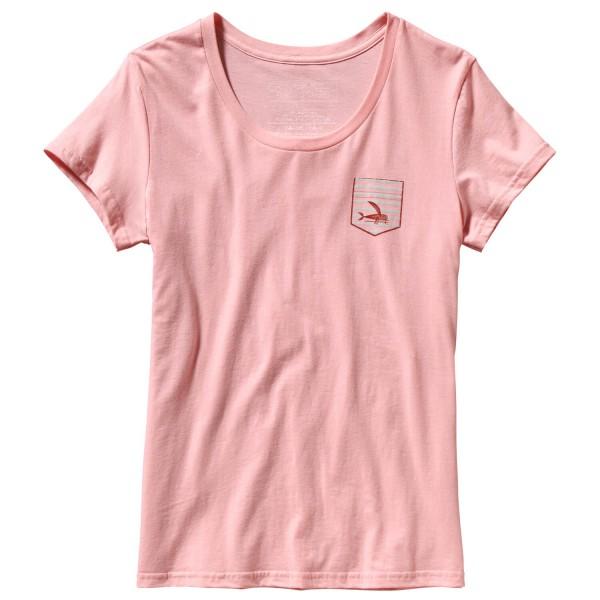 Patagonia - Women's Faux Fish Pocket T-Shirt - T-paidat
