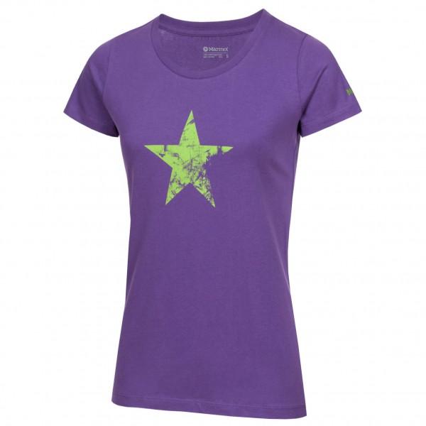 Marmot - Women's Star T SS - T-paidat