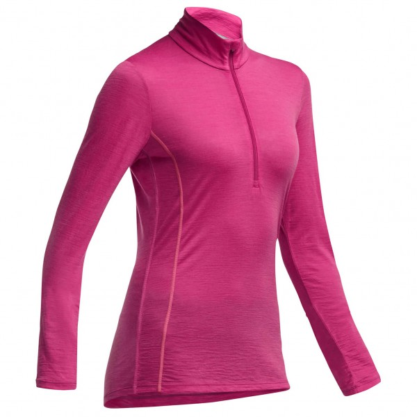 Icebreaker - Women's Aero LS Half Zip - Long-sleeve