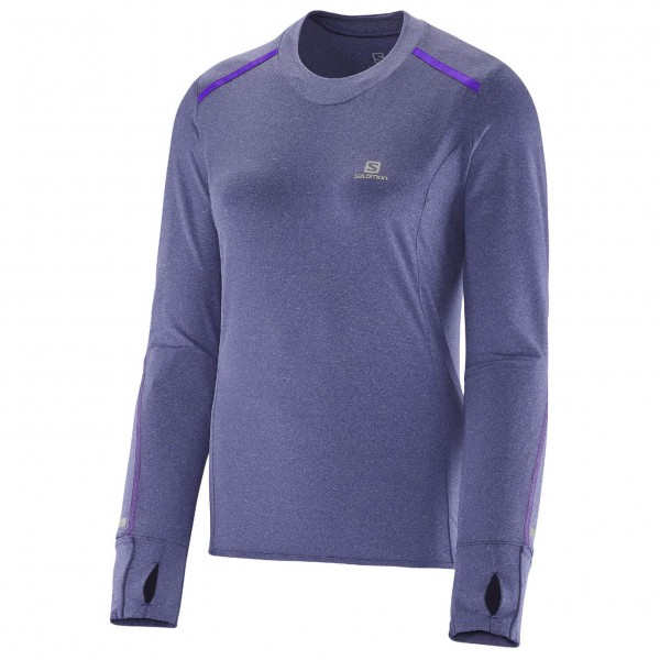Salomon - Women's Park LS Tee - Joggingshirt