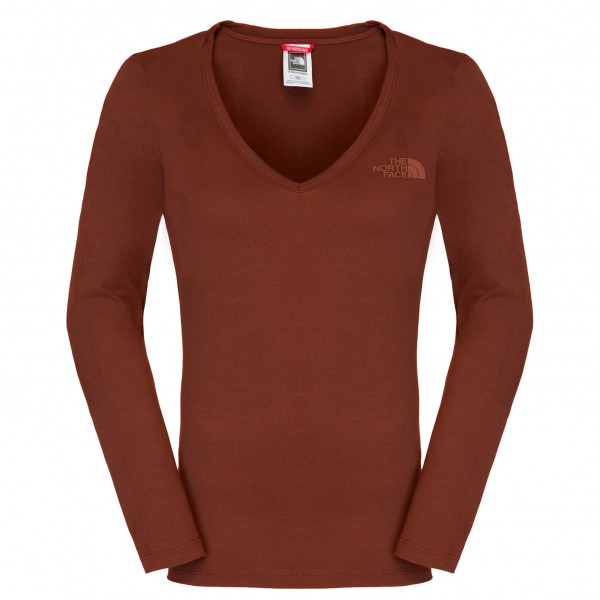 The North Face - Women's LS Simple Dome Tee - Long-sleeve