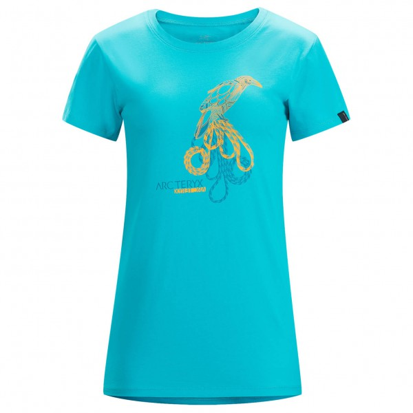 Arc'teryx - Women's Bird On A Rope SS T-Shirt - T-paidat