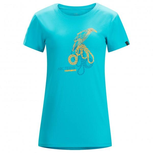 Arc'teryx - Women's Bird On A Rope SS T-Shirt - T-shirt