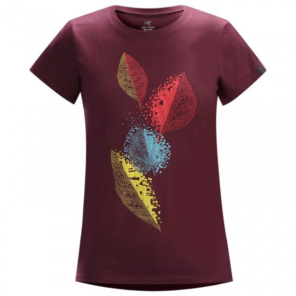 Arc'teryx - Women's Leaf Cascade SS T-Shirt - T-paidat