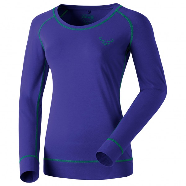 Dynafit - Women's Broad Peak Co LS Tee - Longsleeve