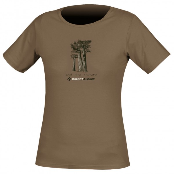 Directalpine - Organic Lady - T-Shirt
