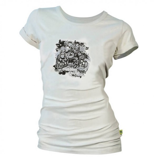 Nihil - Women's Grazy People - T-shirt