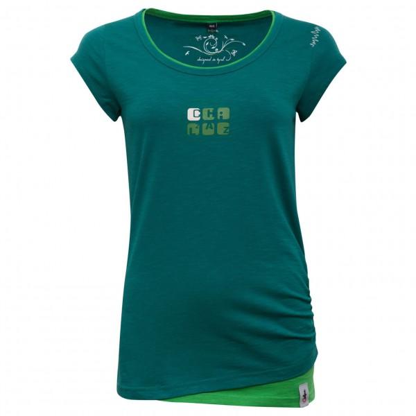 Chillaz - Women's Fancy Bloc - T-shirt