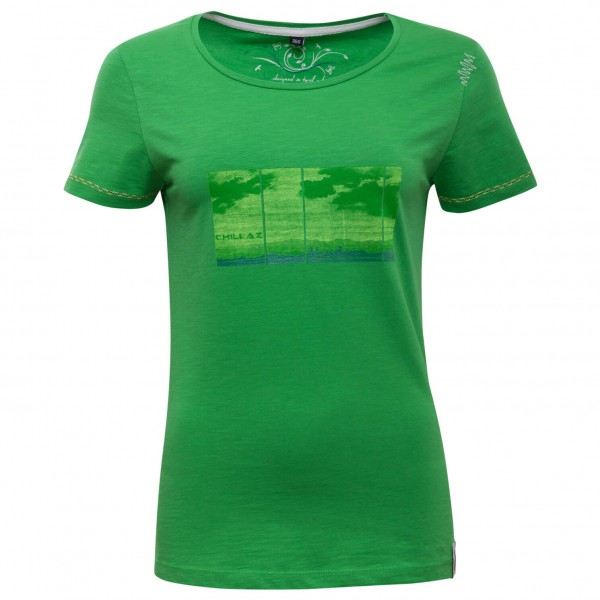 Chillaz - Women's Gandia Mountain Silhouette - T-Shirt