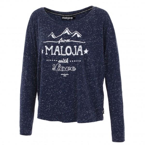 Maloja - Women's Elinm. - Longsleeve