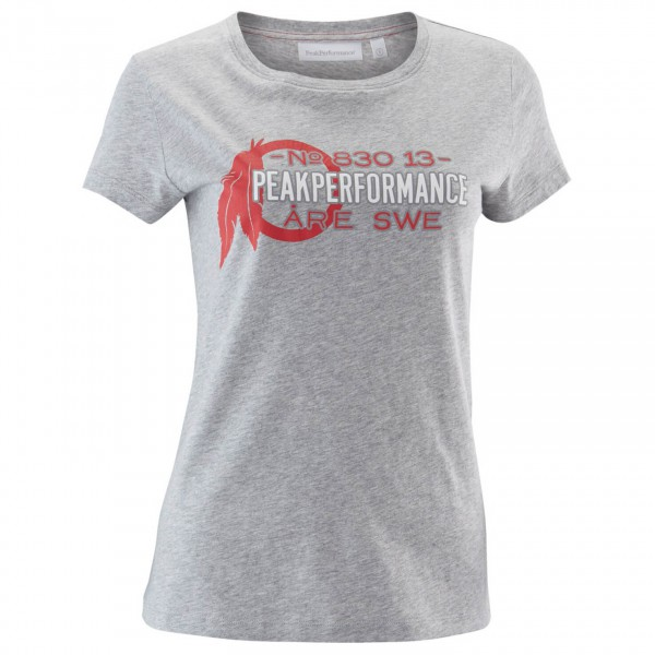 Peak Performance - Women's Graphic Tee - T-paidat