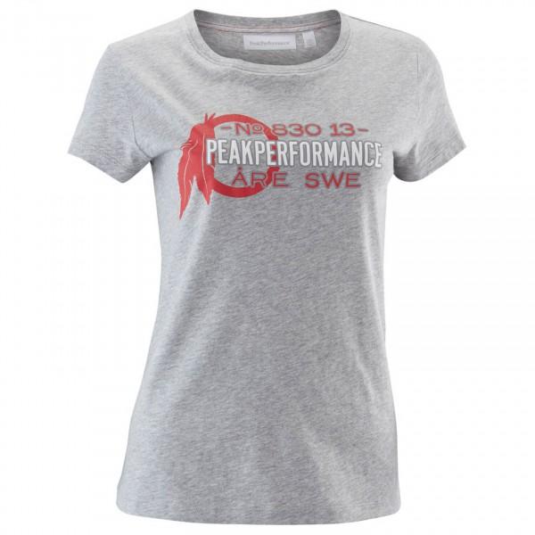 Peak Performance - Women's Graphic Tee - T-paidat