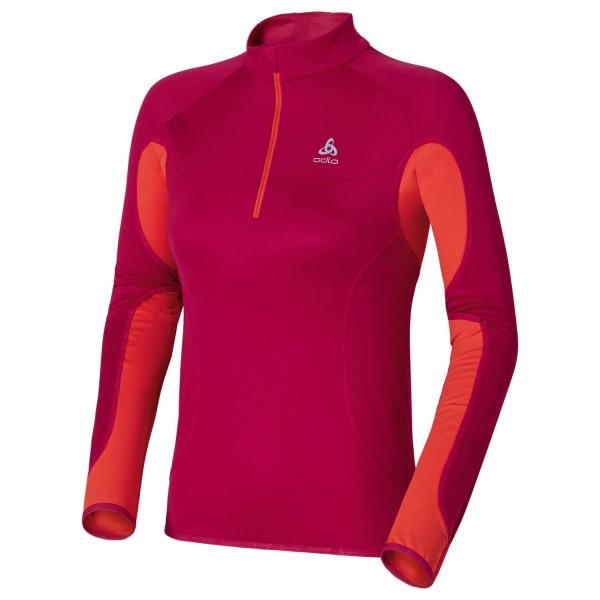 Odlo - Women's Midlayer 1/2 Zip Sarajevo - Joggingshirt