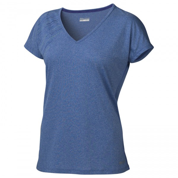 Marmot - Women's Layer Up Tee SS - T-shirt de running