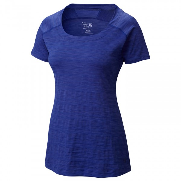 Mountain Hardwear - Women's Mighty Stripe SS T - T-shirt