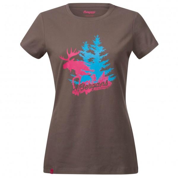 Bergans - Elk Lady Tee - T-paidat