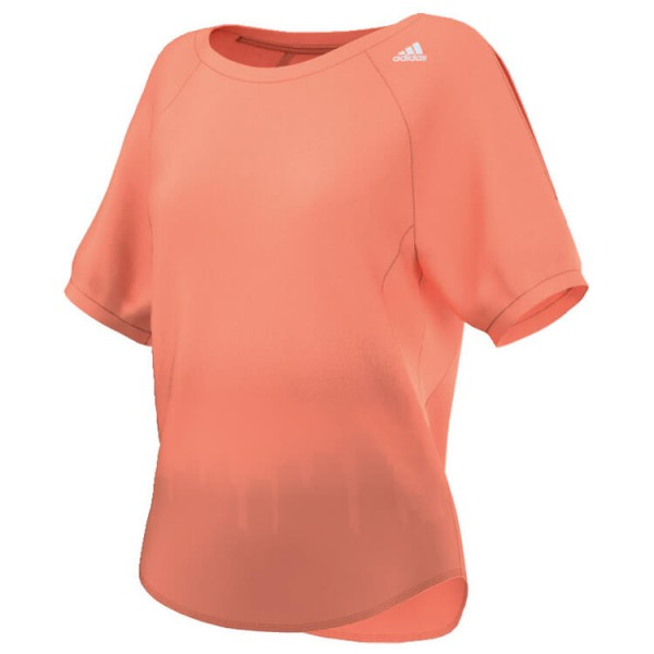 Adidas - Women's Beyond The Run Shirt - Joggingshirt