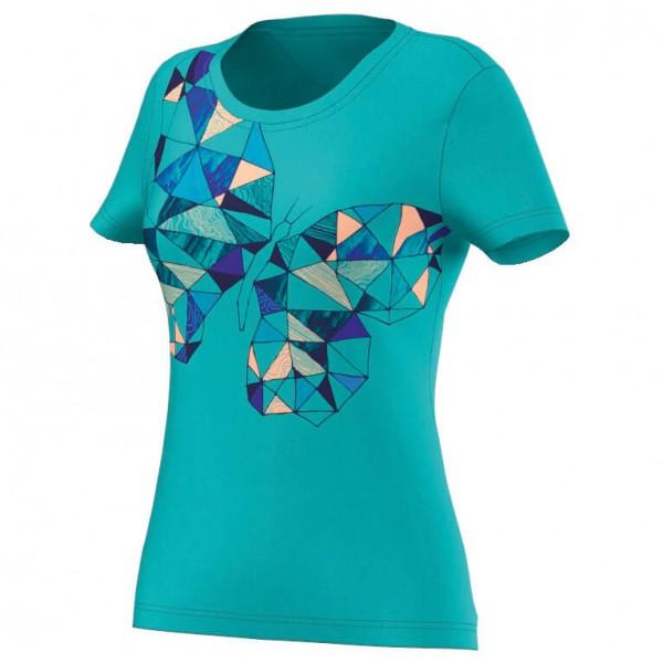 Adidas - Women's ED Butterfly Tee - T-paidat