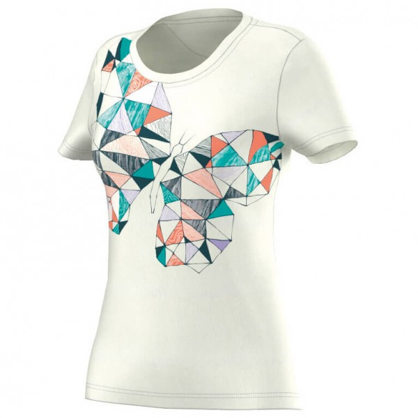 Adidas - Women's ED No Dye Butterfly Tee - T-shirt