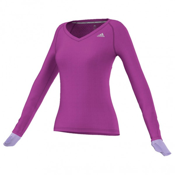Adidas - Women's Supernova Long Sleeve - Running shirt