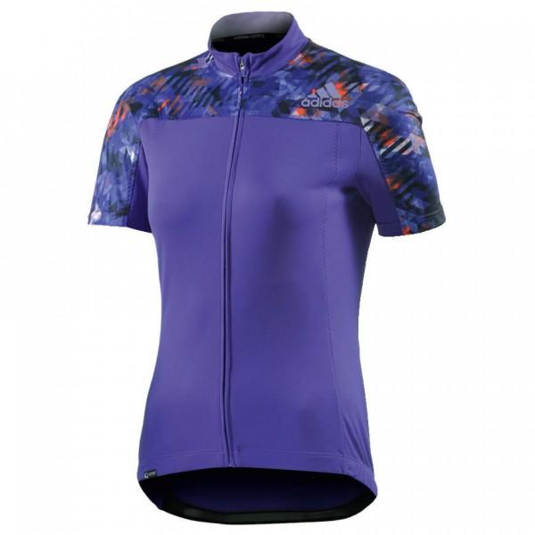 Adidas - Women's Trail Race SS Jersey - Pyöräilypusero