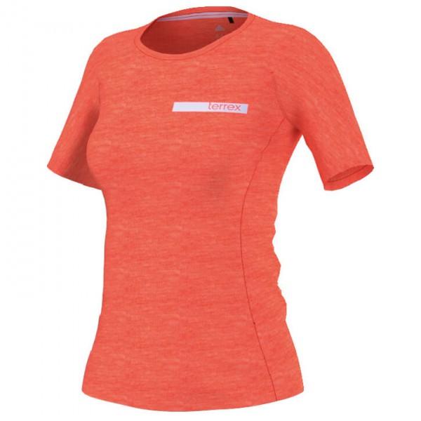 Adidas - Women's TX Agravic Tee - T-paidat