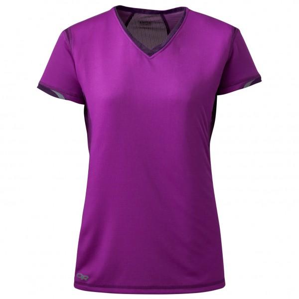 Outdoor Research - Women's Octane S/S Tee - Laufshirt