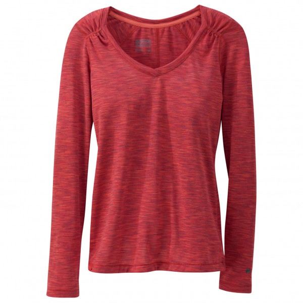 Outdoor Research - Women's Flyway L/S Shirt - Longsleeve