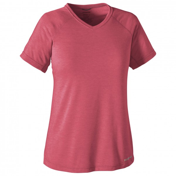 Patagonia - Women's S/S Nine Trails Shirt - Laufshirt